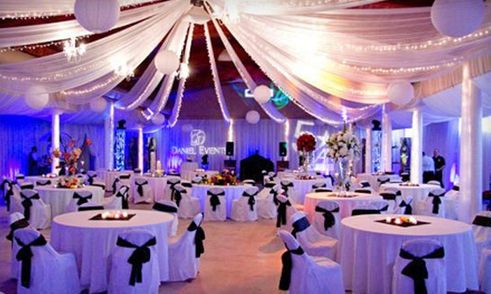 Conti's Party Planning - Goose Island: $899 for Week of Wedding Planning Package from Conti's Party Planning (Up to $2,000 Value)