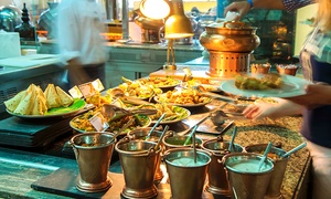 Blue Orange at The Westin Dubai: International Dinner Buffet with Soft Drinks for Up to Four at Blue Orange at The Westin Dubai (Up to 24% Off)