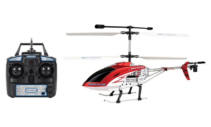 Hercules 3 5ch Rc Helicopter Groupon Goods