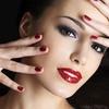 Gelish Manicure or Pedicure