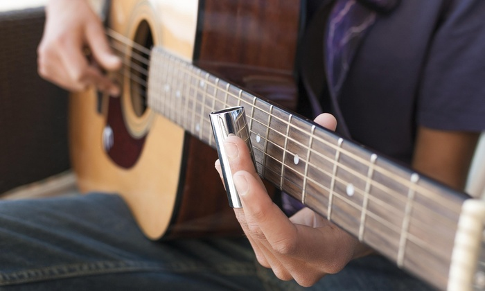 Holmes Music Lessons - Los Angeles: Four Private Music Lessons from Holmes Music Lessons (55% Off)