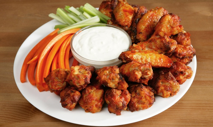 ATL Wings Your Way - Philadelphia - Center City East: $16 for One 20-Piece Order of Wings and One Tray of Fries at ATL Wings Your Way ($26 Value)