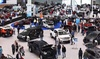 Paragon Group - Boston Convention and Exhibition Center: $22 for Two Admissions to the New England International Auto Show on 1/15 or 1/16 ($30 Value)