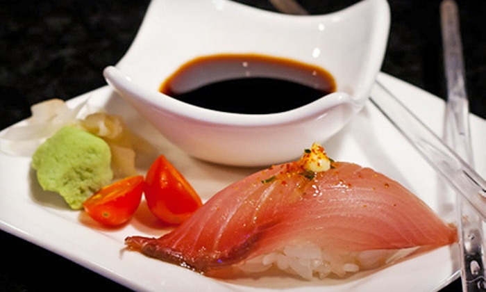 Koiji Restolounge - Country Hills: $20 for $40 Worth of Japanese Cuisine and Sushi at Koiji Restolounge
