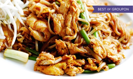Two-Course Thai Meal for Dine-In or Carry-Out at The Local Thai Lounge (Up to 43% Off)