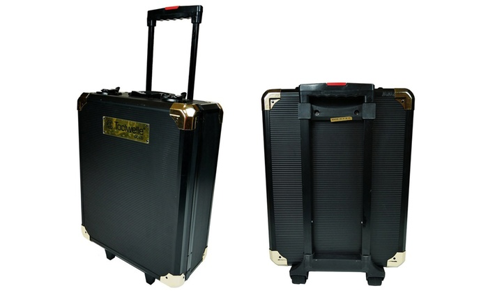Groupon Goods Global GmbH: Mallette trolley à outils Toolwelle