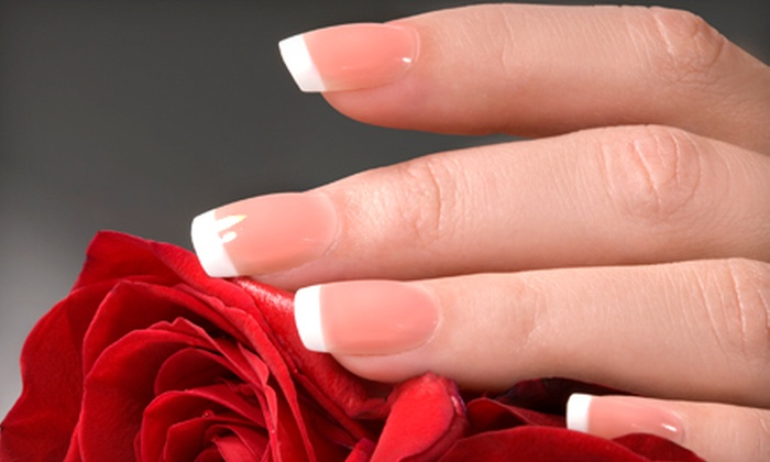 Hot Rodz & Betties Hair Garage - Santee: One Mani-Pedi, Three Pedicures, or Three Shellac Manicures at Hot Rodz & Betties Hair Garage (Up to 56% Off)