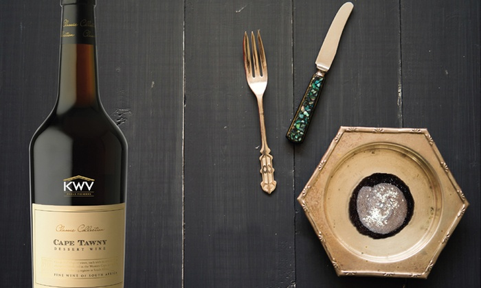 KWV Sensorium - Paarl: Cellar Tour, Tasting and Food Pairings at KWV Wine Emporium