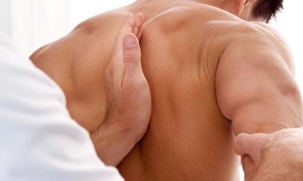 $49 for Five Spinal-Decompression Treatments with An Exam at Life Chiropractic in Broken Arrow ($390 Value)