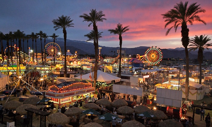 Riverside County Fair & National Date Festival - Indio: $9 for Entrance for Two to Riverside County Fair & National Date Festival (Up to $18 Value)