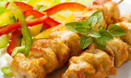 Menu « Gourmand » ou « Découverte » pour 2 personnes dès 29 € au Restaurant les 4 saisons