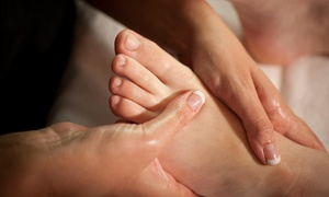 Healthy Steps: A Reflexology Session at Healthy Steps (45% Off)