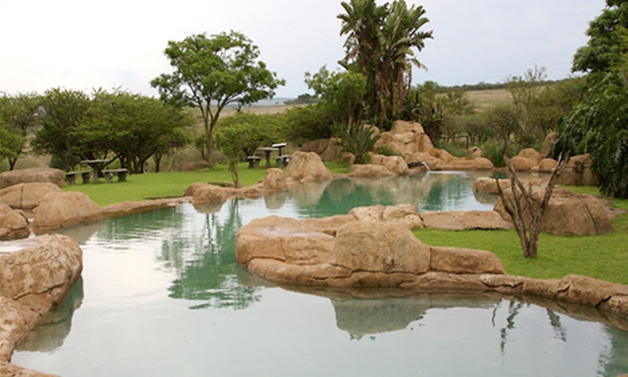 Tala Private Game Reserve - Merchandising (ZA): Pietermaritzburg: B&B Stay for two at Tala Private Game Reserve