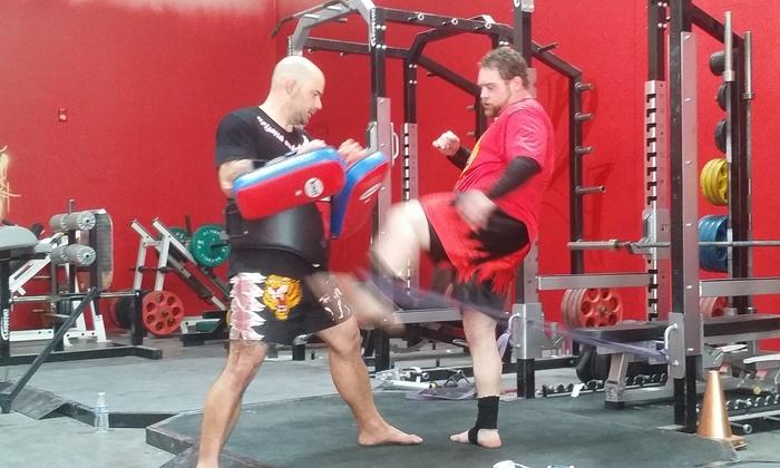 Lionheart Sports Club - Sun City West: 15 Martial Arts Classes at Lionheart Fitness (48% Off)