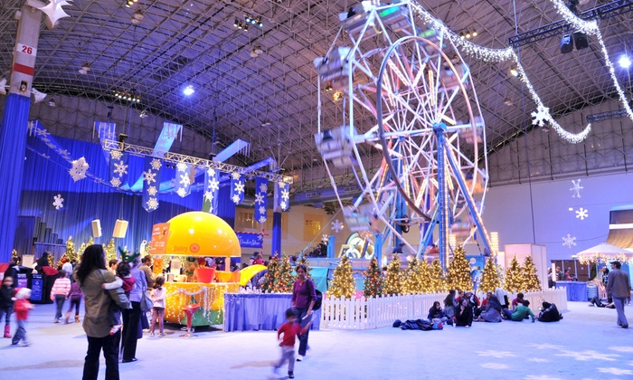Winter WonderFest - Navy Pier: One Weekday or Weekend Visit to Winter WonderFest at Navy Pier Presented by Bank of America (Up to 55% Off).