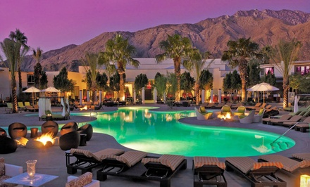 Stay at Riviera Palm Springs, with Dates into October