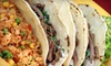 Chalio Mexican Restaurant - Marine Park: $20 Worth of Mexican Food