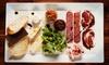 Up to 56% Off Food Tasting at Veritas Wine Room
