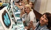 Coffee and Canvas - Springs Plaza, Longwood: Painting Workshops for One or Two at Coffee and Canvas (Up to 48% Off)