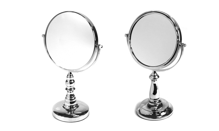 Chrome Vanity Mirror: Chrome Vanity Mirror. Multiple Styles Available. Free Shipping and Returns.