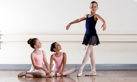 $80 for 12-Week Kids' Intro-to-Dance Class at Dynamic Dance ($165 Value)