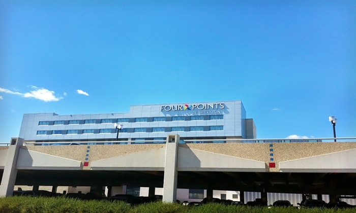 Four Points by Sheraton Winnipeg International Airport - Airport: One-Night Stay with Dining Credit at Four Points by Sheraton Winnipeg International Airport in Winnipeg, MB