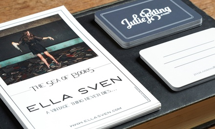 $175 or $375 Towards Graphic Design Services from Jayroe Printing (Up to 74% Off)