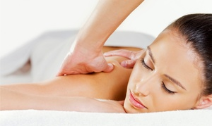 The Health & Wellness Clinic: Massage or Chiropractic Package at The Health & Wellness Clinic (Up to 69% Off). Three Options Available
