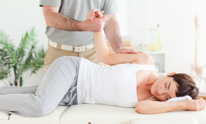 Legacy Chiropractic - Cary: Chiropractic Consultation and Exam with X-rays and One or Three Adjustments at Legacy Chiropractic (84% Off)