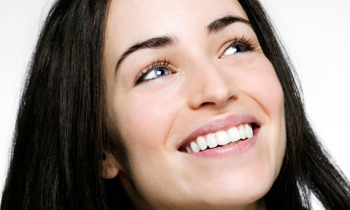 The Smile Salon - West Plaza: Zoom! Teeth-Whitening Treatment with Optional Custom Whitening Trays at The Smile Salon (Up to 65% Off)