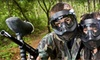 Cousins Paintball - Chelsea: All-Day Paintball Excursion for One, Two, or Four at Cousins Paintball (Up to 53% Off)