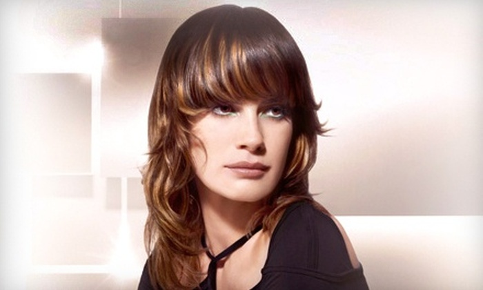 Europa Hair Studio - Coral Gables: Salon Services at Europa Hair Studio (Up to 69% Off). Four Options Available.