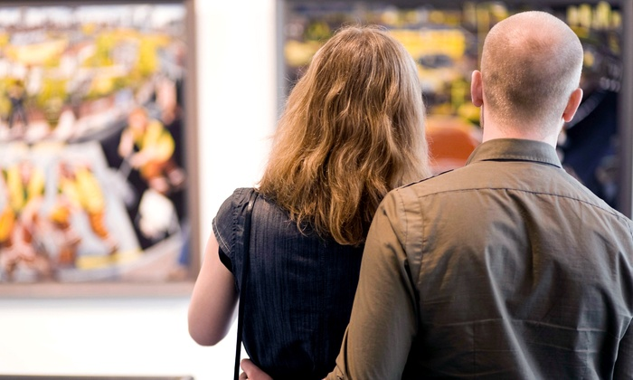 LSU Museum of Art - Garden District: LSU Museum of Art Visit for Two or Four (40% Off)