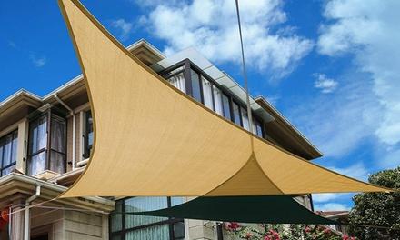 Tenda parasole triangolare Eglem