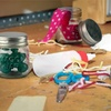 Mason Craft Jars 4-Pack with Lids