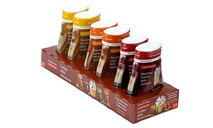 Johnny Moo Instant Coffee Milk Drops (6-Pack)
