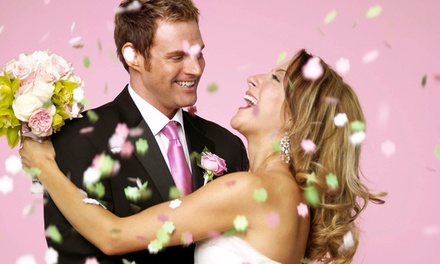 AED 49 for a Value Voucher towards Wedding Reception Planning Services (Up to AED 24,000 value)