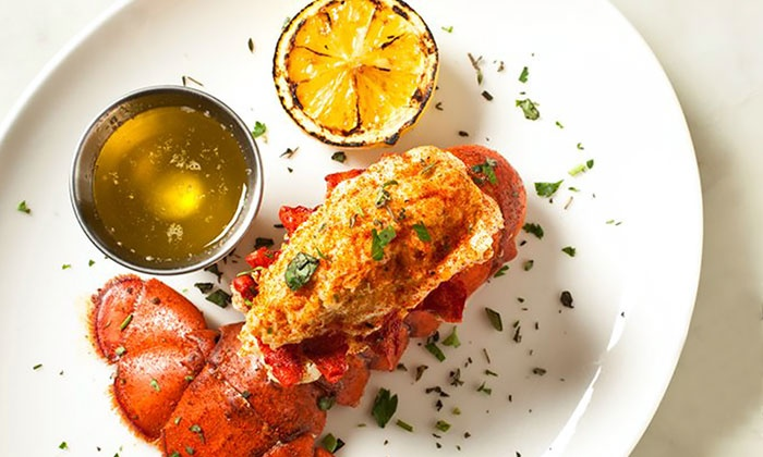 Stanley & Seafort's - Tacoma: $35 for Seafood and Steak at Stanley & Seafort's ($50 Value)