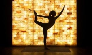 Ariasalt: 4-Pack of Salt Yoga or Salt Therapy Sessions at Ariasalt Salt (Up to 59% Off)