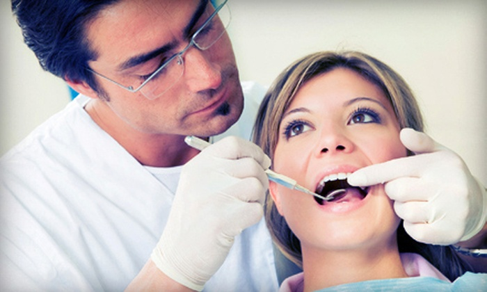 Northstar Dental - Taku / Campbell: $89 for a Dental Package with Exam, X-rays, Cleaning, and Take-Home Whitening Kit at Northstar Dental ($670 Value)
