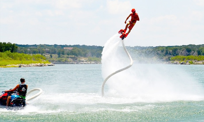 Surf and Sky - Northwest Bell: 30 Minutes of Flyboarding for One or Two at  Surf and Sky (Up to 44% Off)