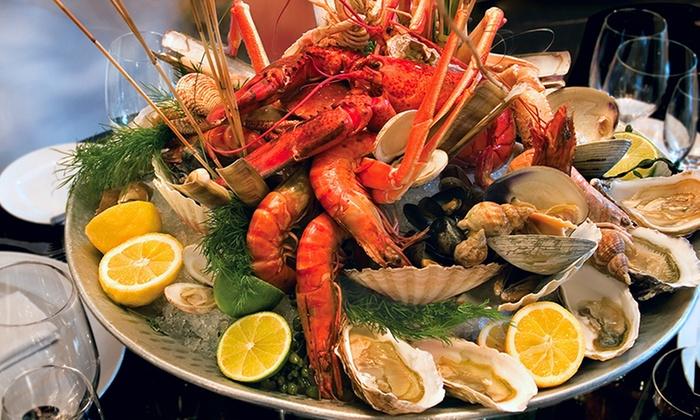 Oceana Restaurant at Hilton Capital Grand Hotel