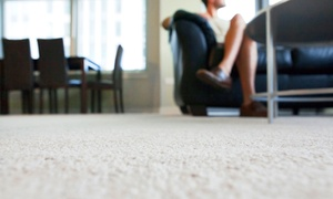 Crossroads Chem-Dry: Three or Five Rooms of Carpet Cleaning or Couch and Loveseat Cleaning from Crossroads Chem-Dry (Up to 61% Off)