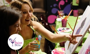 The Original Paint Nite at Local Bars (Up to 43% Off) at Paint Nite , plus 6.0% Cash Back from Ebates.