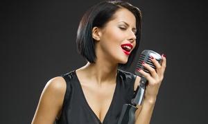 Star Voice: 4, 8 o 10 lezioni di canto, recitazione o pianoforte (sconto fino a 86%)