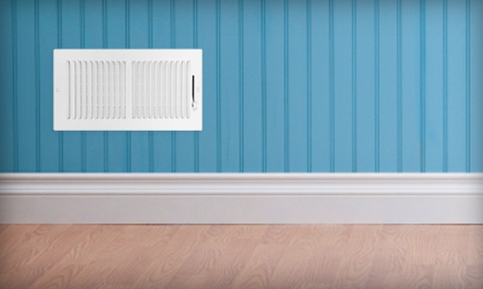 KleenRite of North Carolina - Charlotte: Air-Duct Cleaning with Optional Dryer-Vent Cleaning (Up to 81% Off)
