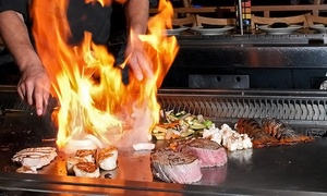 SHINTO JAPANESE STEAKHOUSE INC.: $30 for $50 Worth of Japanese Cuisine and Sushi at Shinto Japanese Steakhouse