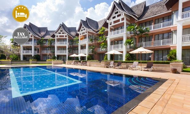 Phuket: 4* Lagoon Resort 0