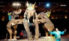 Alzafar Shrine Circus - San Antonio: $17 to See the Alzafar Shrine Circus at the Freeman Coliseum on September 6, 7, 8, or 9 (Up to $34.85 Value)