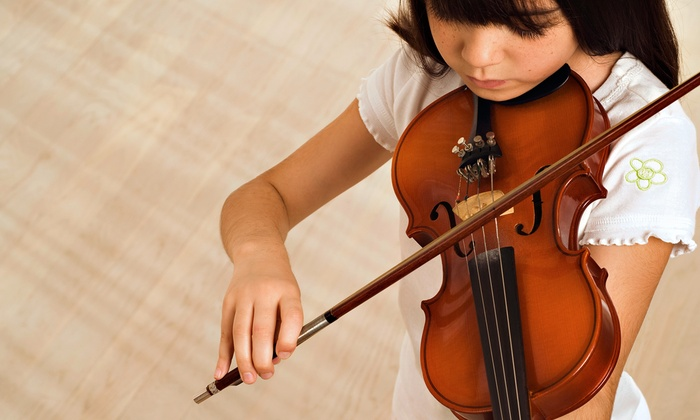 Crescendo Music Center - Westchester: $52 for Four Private 30-Minute Music Lessons at Crescendo Music Center ($104 Value)